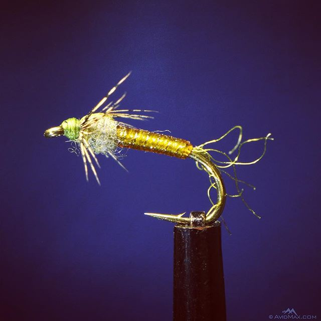 Learn to tie the pueblo emerger fly!