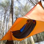 5 Ways to Stay Warm While Winter Hammock Camping