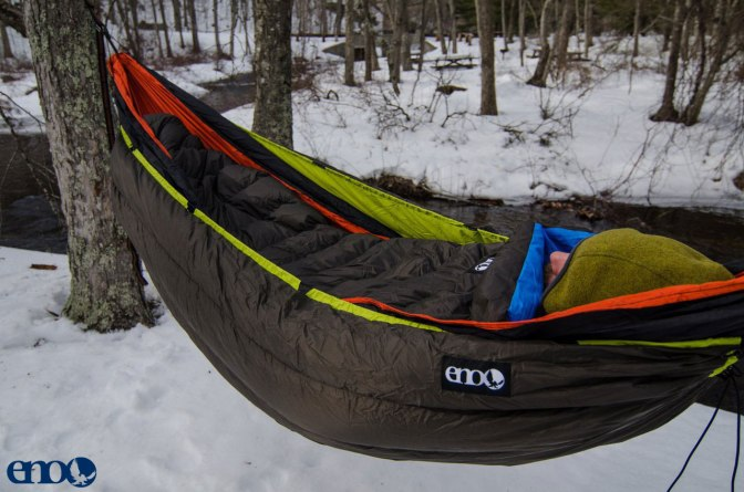 winterhammockcamping3.jpg - 5 Ways To Stay Warm While Winter Hammock Camping – AvidMax Blog