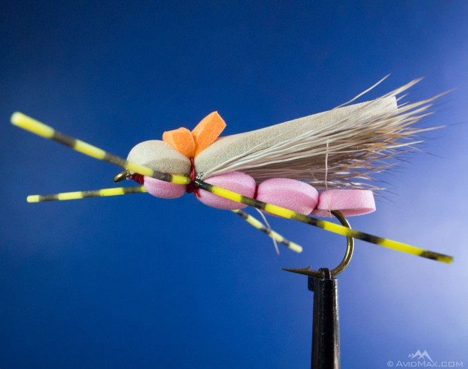 Learn how to tie the Pink Pookie pattern
