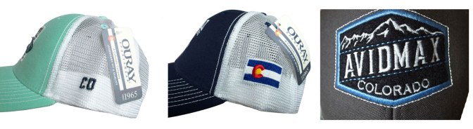 AvidMax Hat side view