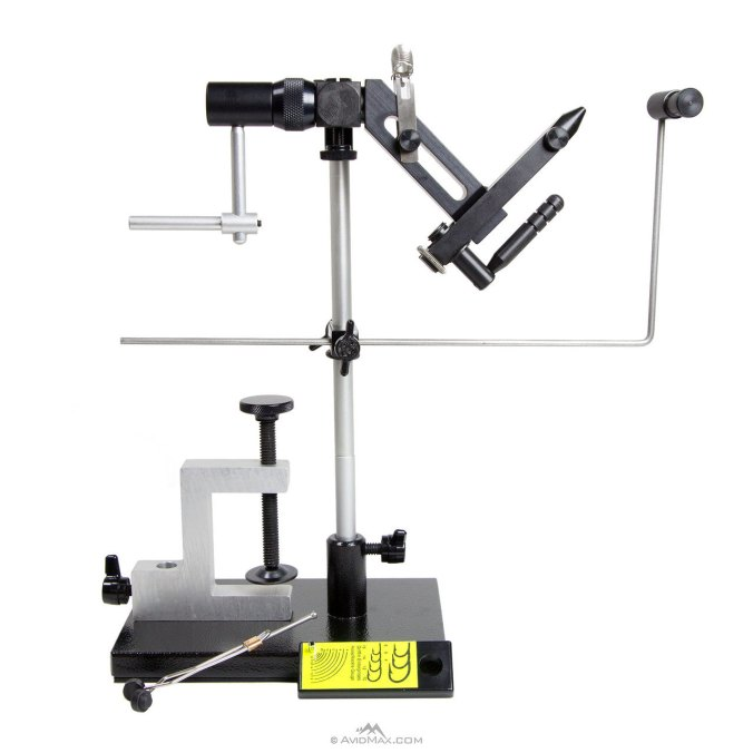 Griffin Montana Mongoose Fly Tying Vise Review