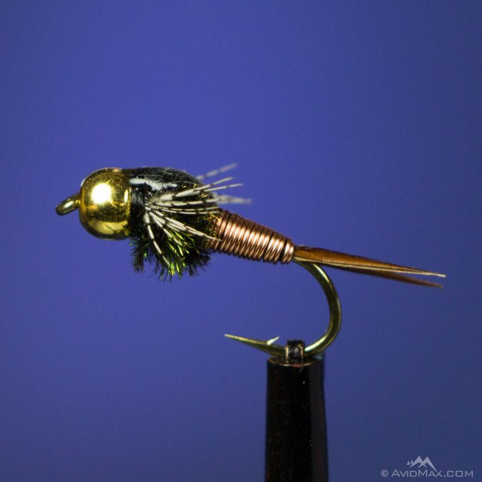 Learn how to tie the Copper John