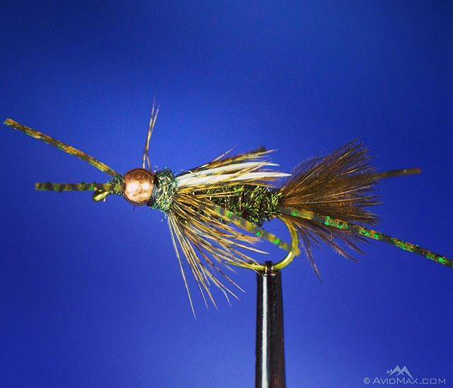 Learn how to tie a Mega Prince fly - video tutorial