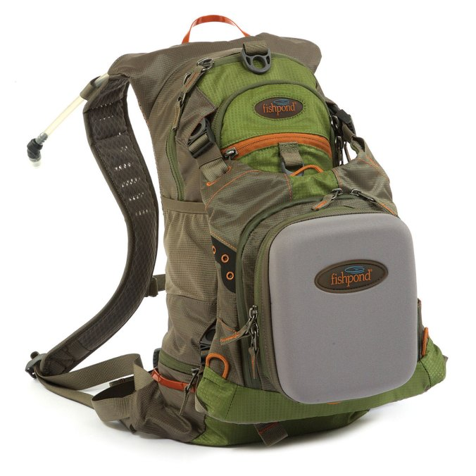 Fishpond oxbow fly fishing pack product review winner for Fly fishing backpack