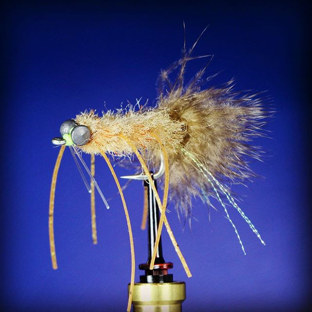 Learn to tie an EP Crab fly - Video tutorial