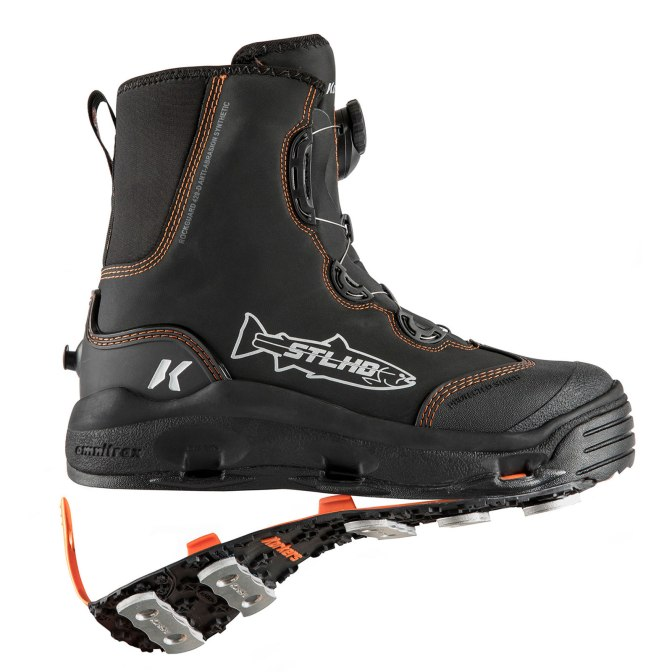 Korkers STLHD LE Wading Boot Product Review