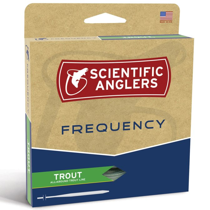 Scientific Frequency Trout Fly Line Review