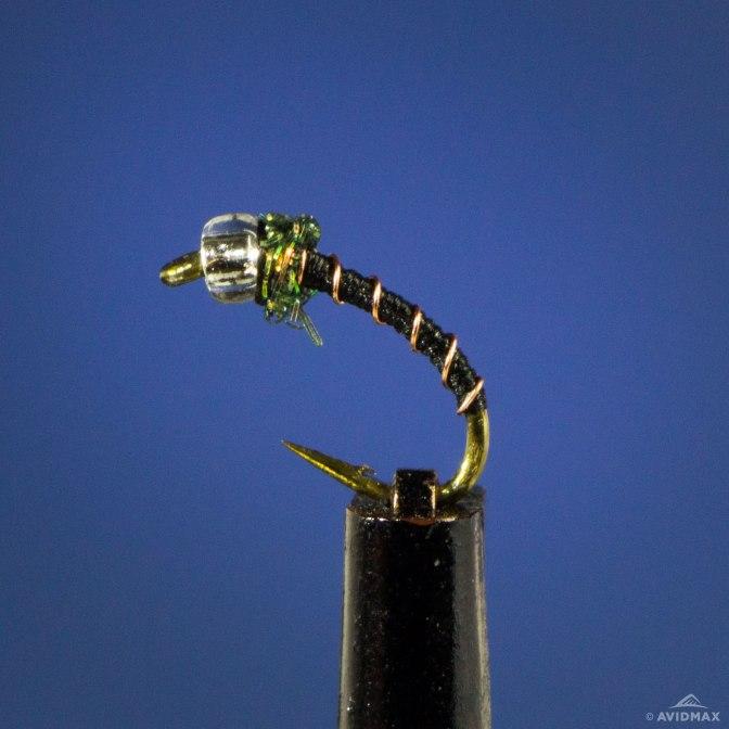 Learn to tie the Mercury Midge Fly.