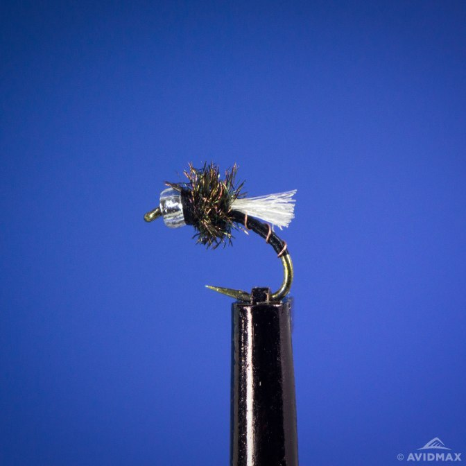 Learn to tie the Manhattan Midge fly