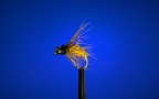 How to Tie a Beadhead October Caddis Pupa Fly: Video