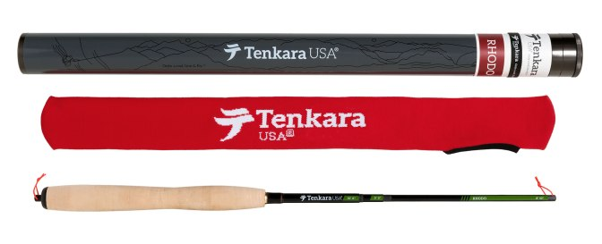 Tenkara USA Rhodo Fly Fishing Rod Review