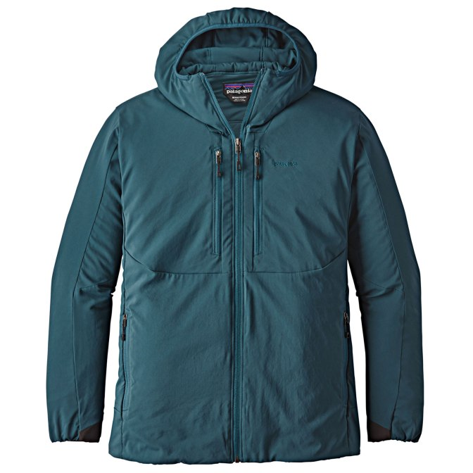 Patagonia Men's Tough Puff Hoody Full Zip highlights