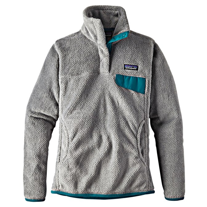 Patagonia Women's Re-Tool Snap-T Pullover hightlights