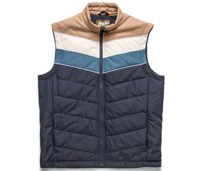 Howler Brothers Crowley Vest highlights