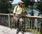 Chota Bob Clouser Series South Fork Waders Product Review Winner