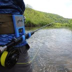 O'Pros Dragonfly Belt Clip Rod Holder Product Review Winner