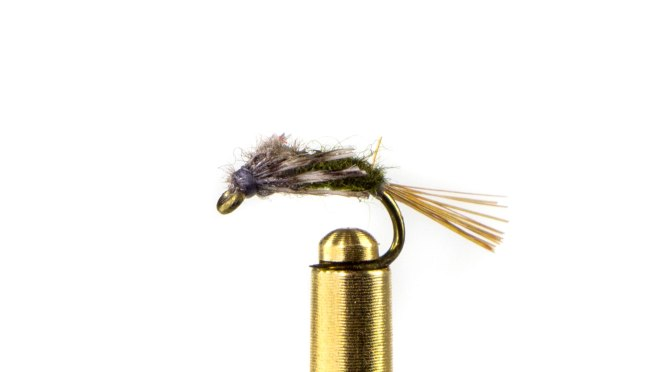 Learn how to tie the Barr's BWO Emerger