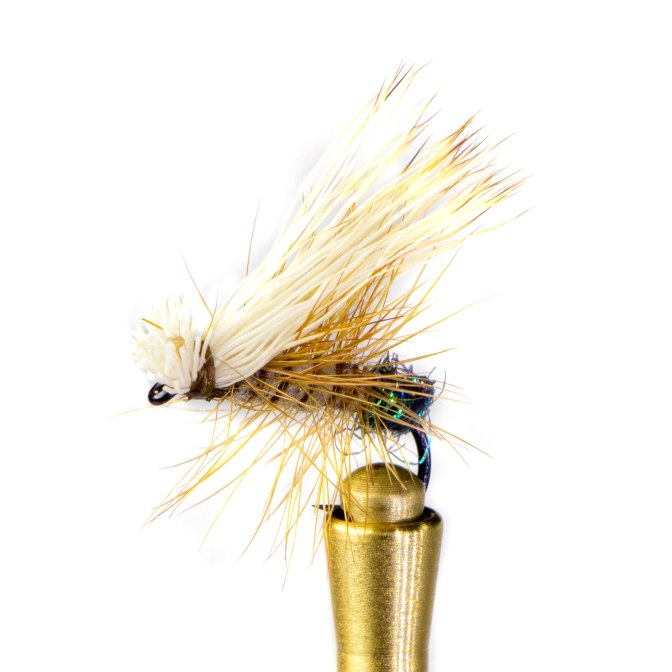 Learn how to tie a Egg Laying Caddis fly