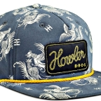 Howler Brothers Tie Down: Prize Fight Snapback Product Review Winner