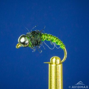 Woven Wire Caddis Pupa