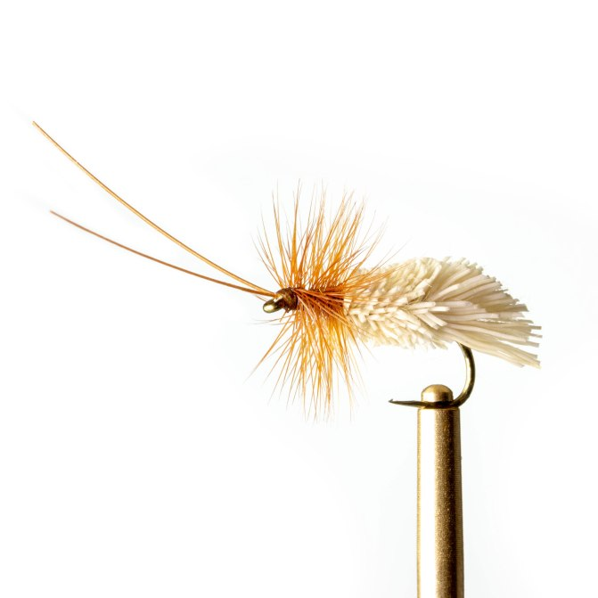 Learn to tie the Goddard Caddis fly tying video tutorial