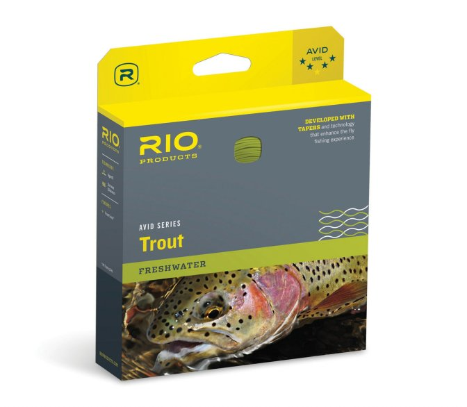 RIO Avid Trout Fly Fishing Line Product Review Winner
