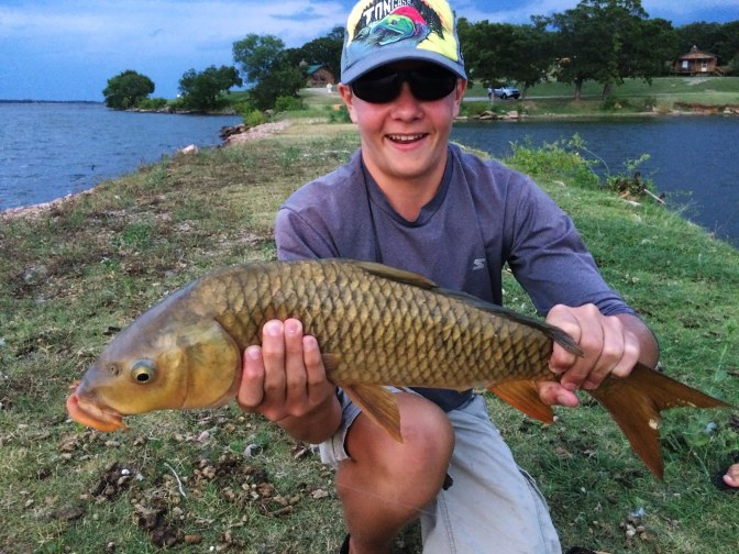 How Carp Made Me a Better Fly-Fisherman