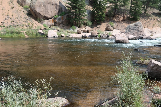 A slice of paradise on the South Platte