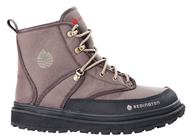 Redington Palix River Wading Boot Fly Fishing -Sticky Rubber Sole Bark-All Sizes