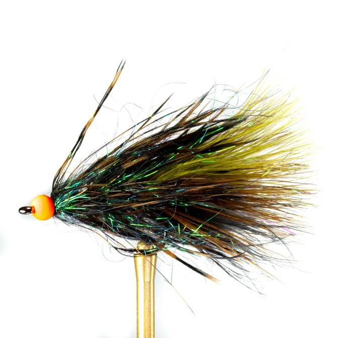 Learn how to tie the Peacock's Eye Ice Dub Thin Mint: Fly Tying Video