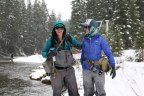 Winter Fly Fishing – Best Clothing for Cold Weather Fishing