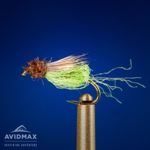 How To Tie The Sparkle Emerger (McFlylon Variation): Fly Tying Video