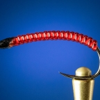 How To Tie The Blood Chirnomid: Fly Tying Tutorial Video