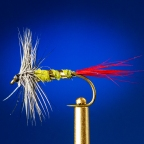 How To Tie The Grey Hackle Yellow: Fly Tying Instructional Video